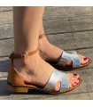 Sandales   DONNA LUCCA S21 1280 Platino