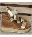 Sandales   INUOVO S21 766013 OR