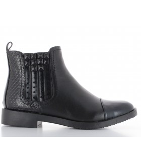 Bottines CAFE NOIR